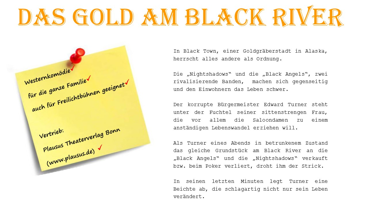 Das Gold am Black River